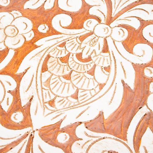 Фруктовница L'Antica Deruta Scalfito керамическая, фото