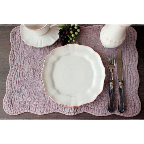Мелкая тарелка Costa Nova Impressions из керамики, фото