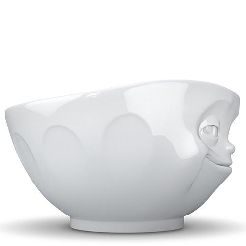 Пиала Tassen Grinning белая глянцевая, фото