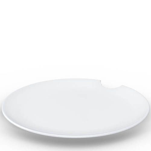 Две тарелки Tassen with bite диаметром 28 см, фото