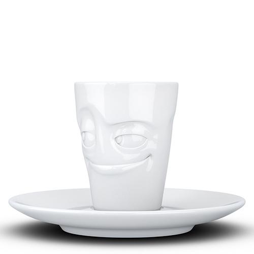 Чашка с блюдцем Tassen Impish для эспрессо, фото