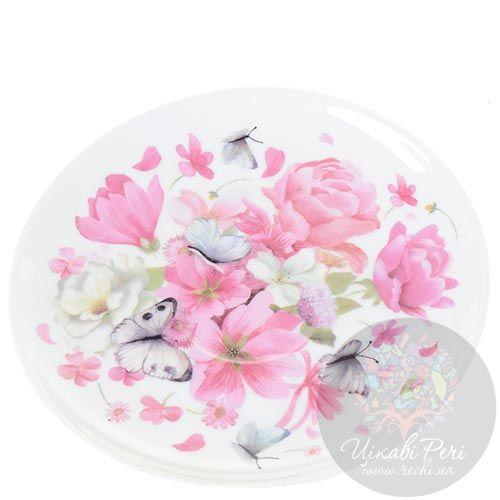 Чайная пара Розовые цветы, фото