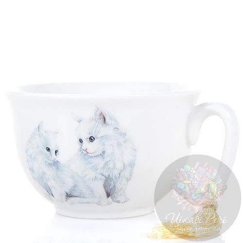 Чайная пара Котики, фото