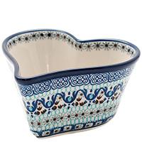 Форма для запекания Ceramika Artystyczna в форме сердца, фото