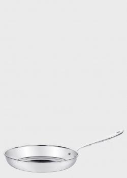 Серебристая сковородка Ruffoni E Pronto 26см, фото