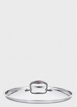 Серебристая крышка Ruffoni E Pronto 26см, фото