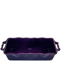 Форма для кекса Appolia фиолетового цвета из керамики 33см х 13.5см, фото