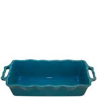 Форма для кекса Appolia 33х13,5см голубого цвета из керамики, фото