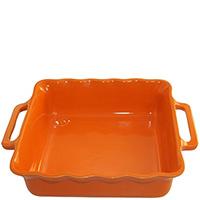 Форма квадратная Appolia Delices оранжевого цвета 24,5см, фото