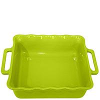 Форма квадратная Appolia Delices зеленого цвета 27,5см, фото