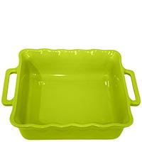 Форма квадратная Appolia Delices зеленого цвета 38,5см, фото