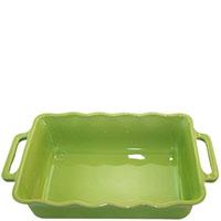 Прямоугольная форма для выпечки Appolia зеленого цвета, фото