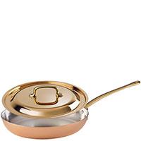 Сковорода Ruffoni Protagonista с крышкой 26см, фото