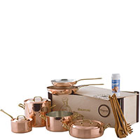 Набор посуды Ruffoni Protagonista из 9 предметов, фото