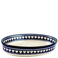 Форма для запекания Ceramika Artystyczna Валентинки, фото