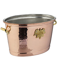 Ведро для шампанского Ruffoni Historia из меди, фото