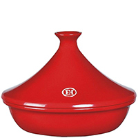 Керамический тажин Emile Henry Cookware красный 2л, фото