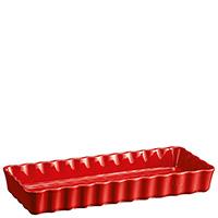 Красная форма для выпечки Emile Henry Ovenware, фото