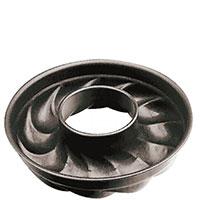 Форма Paderno Pastry Utensils для выпечки черного цвета 22см, фото