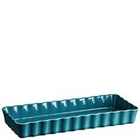 Форма для выпечки Emile Henry Ovenware синяя 15х36см, фото