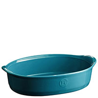 Форма для запекания Emile Henry Ovenware синего цвета 27х17,5см, фото