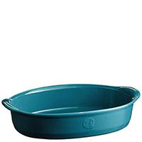 Форма для запекания Emile Henry Ovenware синяя 35х22,5см, фото
