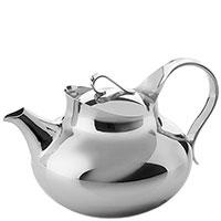 Чайник Robert Welch Drift 22,8х15,9см серебристого цвета, фото