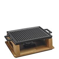 Тарелка Lava Hot Plate прямоугольной формы, фото