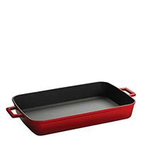 Форма для запекания Lava Roaster с ручками красного цвета, фото