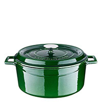 Сотейник Lava Premium зеленого цвета, фото