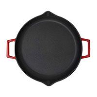 Сковорода Lava Friying Pans красного цвета, фото