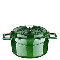 Кастрюля Lava Premium зеленого цвета, фото