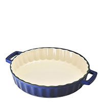 Форма для пирога Lava Dishes синего цвета, фото