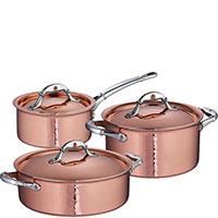 Набор посуды Ruffoni Symphonia Cupra из 6 предметов, фото