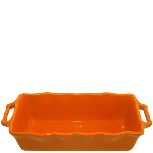 Форма прямоугольная Appolia Delices для кекса оранжевого цвета 33х13,5см, фото