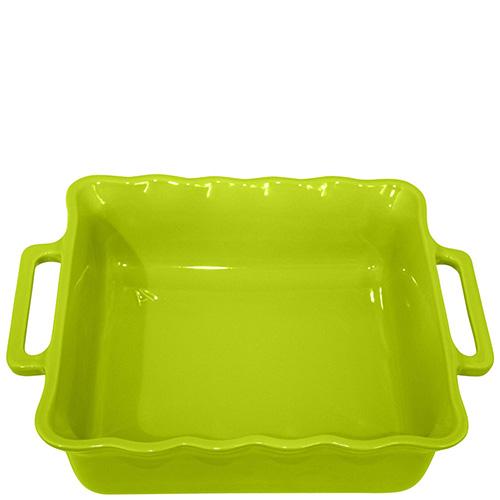 Форма квадратная Appolia Delices зеленого цвета 24,5см, фото
