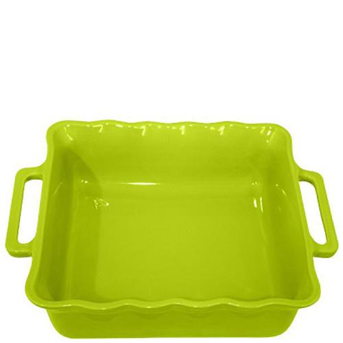 Форма квадратная Appolia Delices зеленого цвета 31см, фото