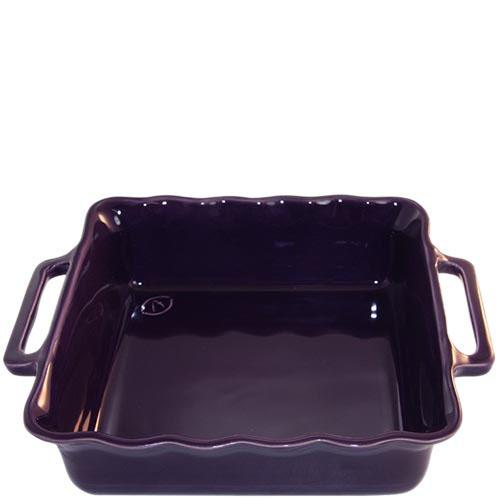 Большая керамическая форма для выпечки Appolia фиолетового цвета 34.5см, фото