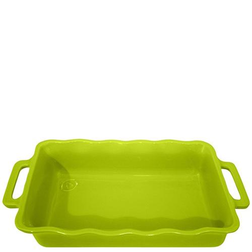 Форма прямоугольная Appolia Delices зеленого цвета 41,5х26см, фото