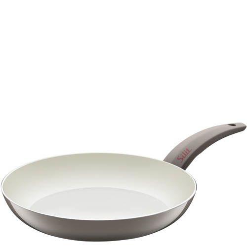 Сковорода Silit Selara 28 см керамическая серая, фото