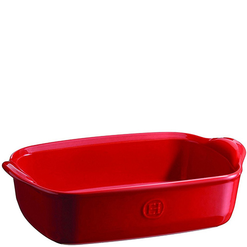 Форма для запекания Emile Henry Ovenware красная 36х23см, фото