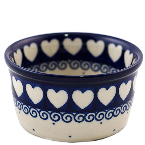 Форма для кекса Ceramika Artystyczna Валентинки, фото