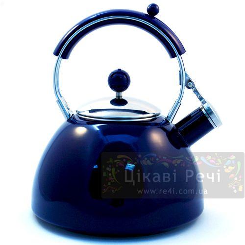 Чайник «Джорней синий», фото