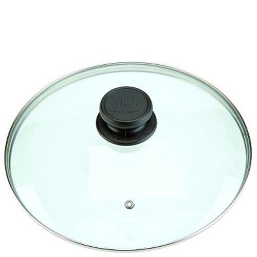 Стеклянная крышка SKK 26 см, фото