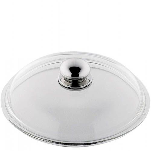 Крышка Silit Lids кухонная 24 см из прозрачного жаропрочного стекла, фото