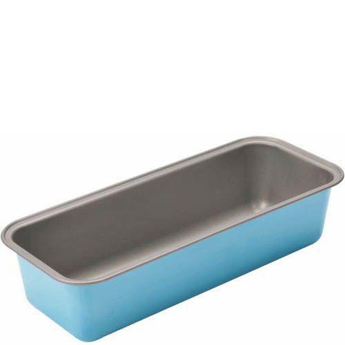 Форма Kaiser Backform Color голубая прямоугольная 30 см, фото
