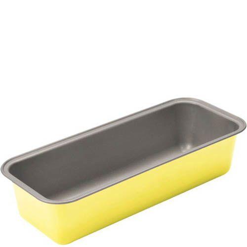 Форма Kaiser Backform Color желтая прямоугольная 30 см, фото