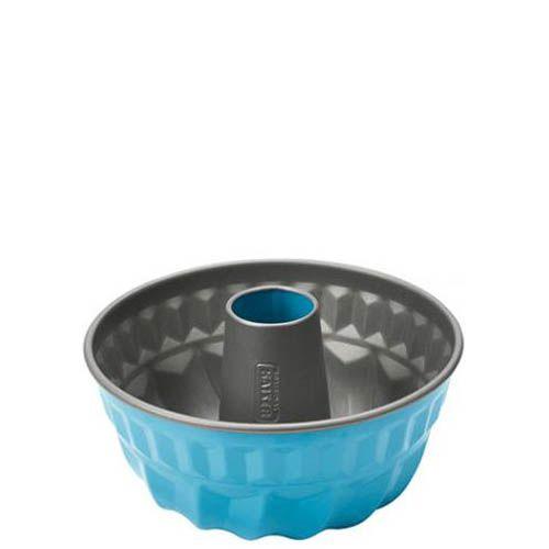 Форма Kaiser Backform Color голубая 22 см для кексов и маффинов, фото