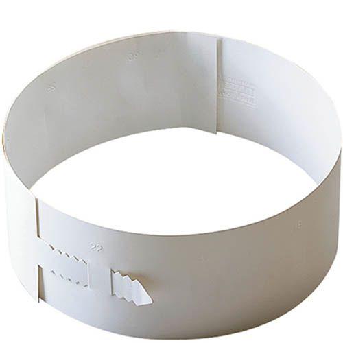 Кольцо для торта Kaiser Backform Patisserie регулируемое, фото