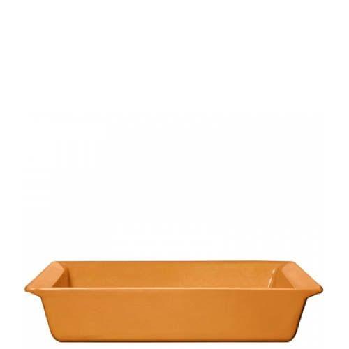 Форма прямоугольная Emile Henry Urban Colors Pamplemousse 38х26 см из керамики, фото